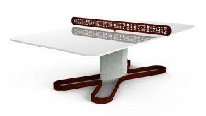 Mesa Ping X Pong (Foto: Mula Preta Design)