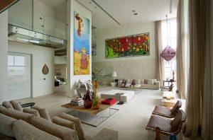 Duplex Malibu, em São Paulo (Foto: Romulo Fialdini)
